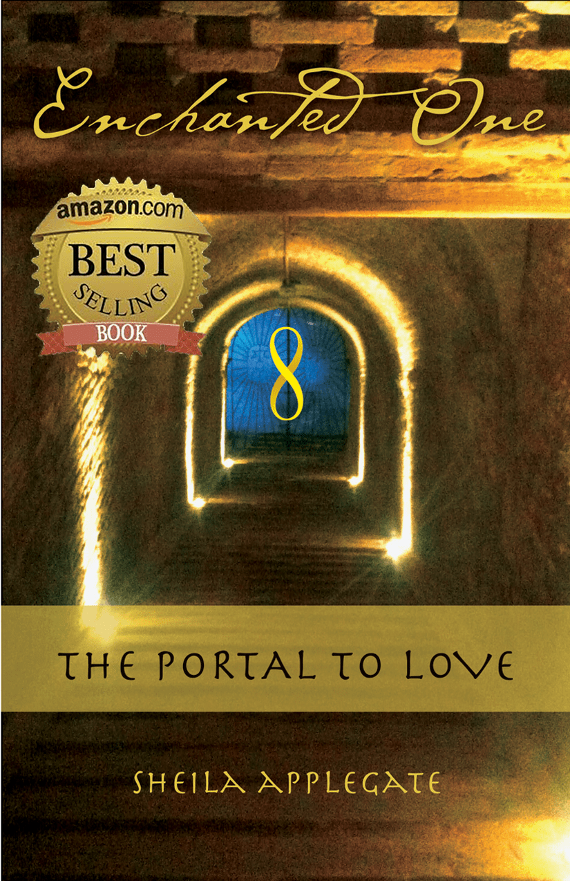 Enchanted One the Portal to Love. The Best Selling Award book on Amazon.com