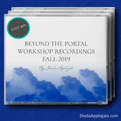 Beyond the Portal Workshop Recordings Fall 2019 Bundle Sheilaapplegate.com Woo Commerce Product Image