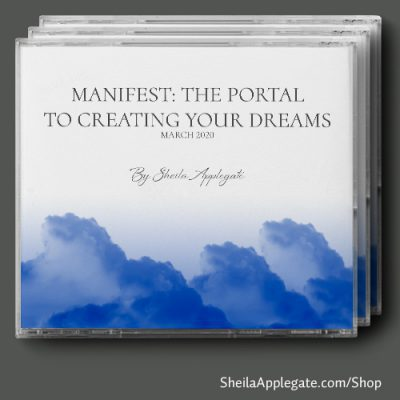 Manifest The Portal to Creating Your Dreams with Sheail Applegate Workshop Recording March 2020 Product Image