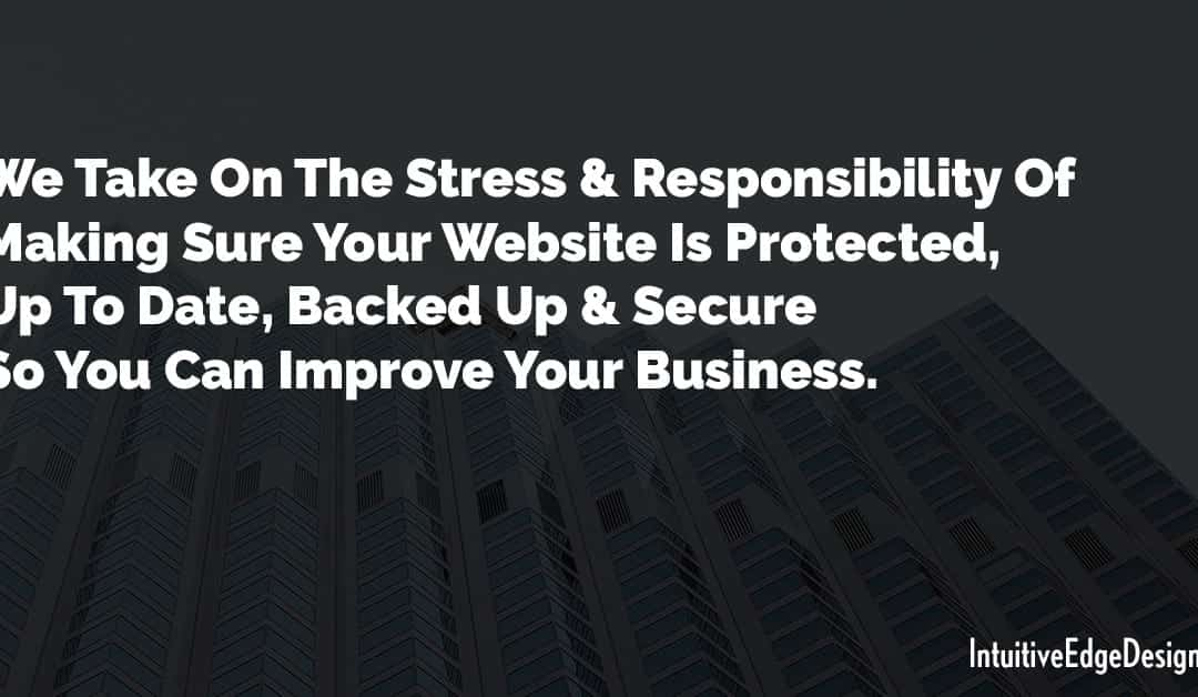 Website Management & Security